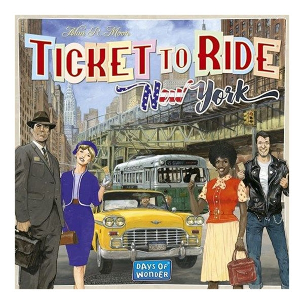Ticket To Ride: New York - Image 2