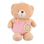My First Forever Friends Chime Bear Pink