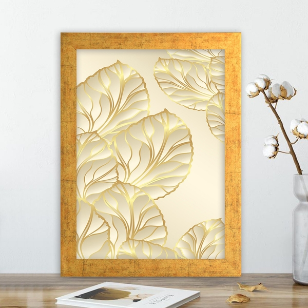 AC11102547441 Multicolor Decorative Framed MDF Painting