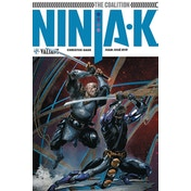 Ninja-K Volume 2: The Coalition Paperback