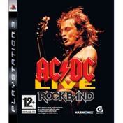 Rock Band AC/DC Live Game PS3