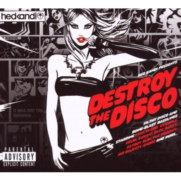 Various Artists - Hed Kandi - Destroy the Disco CD