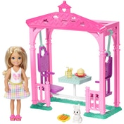 Barbie Club Chelsea Picnic Doll & Playset
