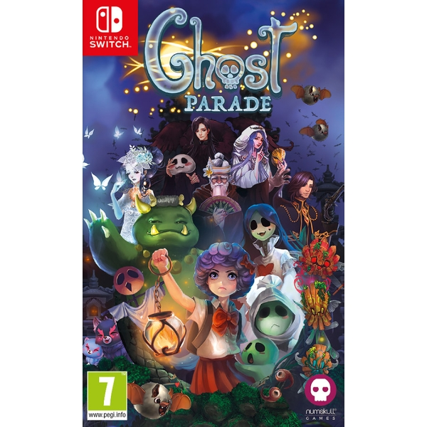 Ghost Parade Nintendo Switch Game