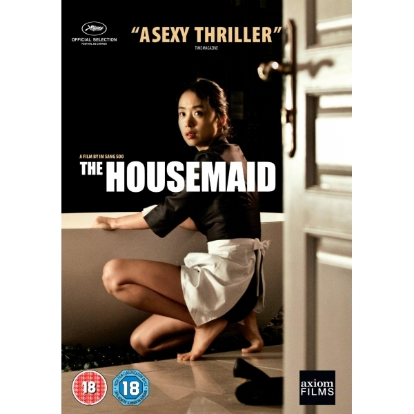 The Housemaid DVD