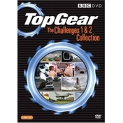 Top Gear - The Challenges 1 & 2 Collection DVD