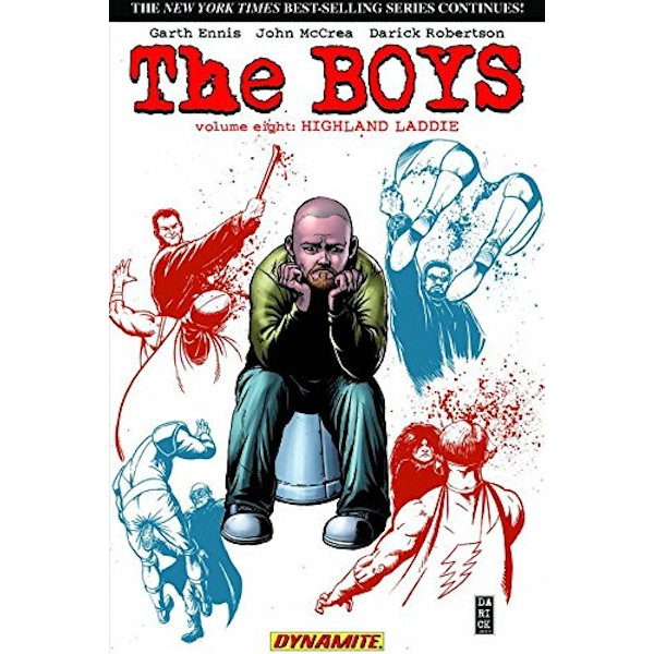 Boys: Volume 8: Highland Laddie by Garth Ennis (Paperback, 2011)