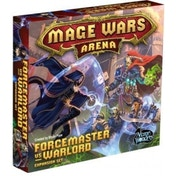 Mage Wars Forcemaster vs. Warlord Expansion
