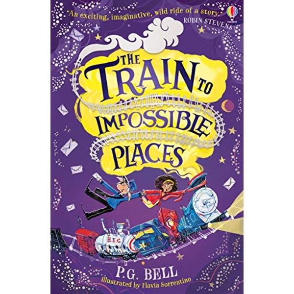 The Train to Impossible Places (Book 1) By P. G. Bell (Paperback, 2019)