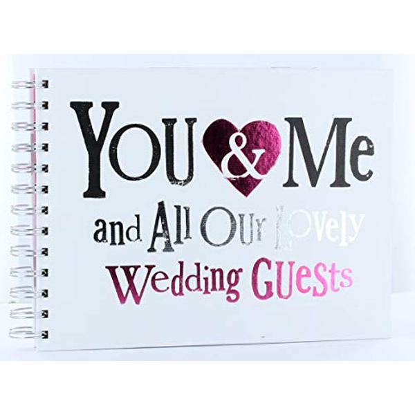 You & Me Guest Book