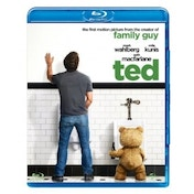 Ted Blu-ray + Digital Copy + UV Copy