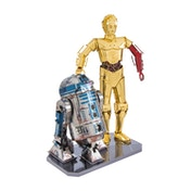 Star Wars R2-D2 and C-3PO Construction Toy