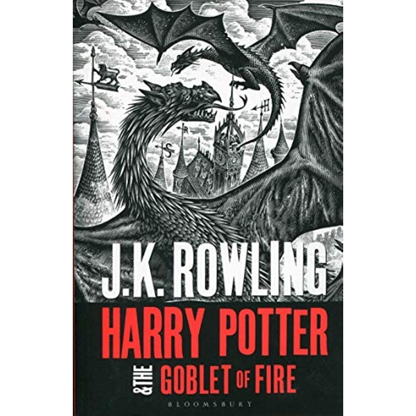 Harry Potter and the Goblet of Fire  Paperback / softback 2018