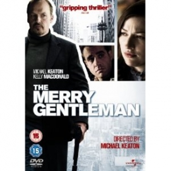 The Merry Gentleman DVD