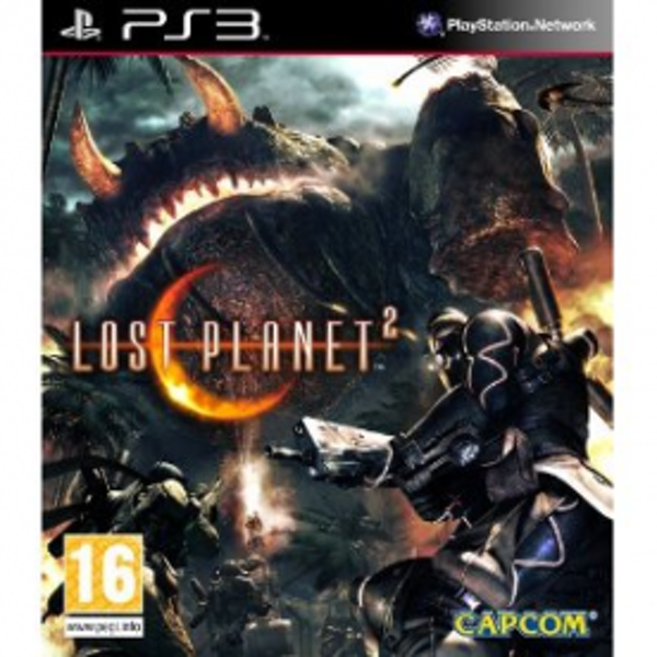 Lost Planet 2 Game PS3 - Image 1