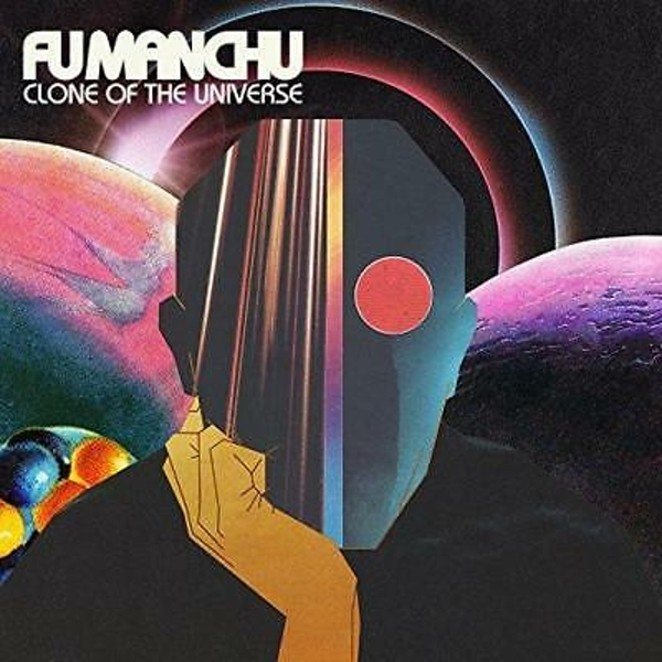 Fu Manchu ‎- Clone Of The Universe 180g Vinyl