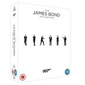 James Bond - 23 Film Premium Collection Blu-ray