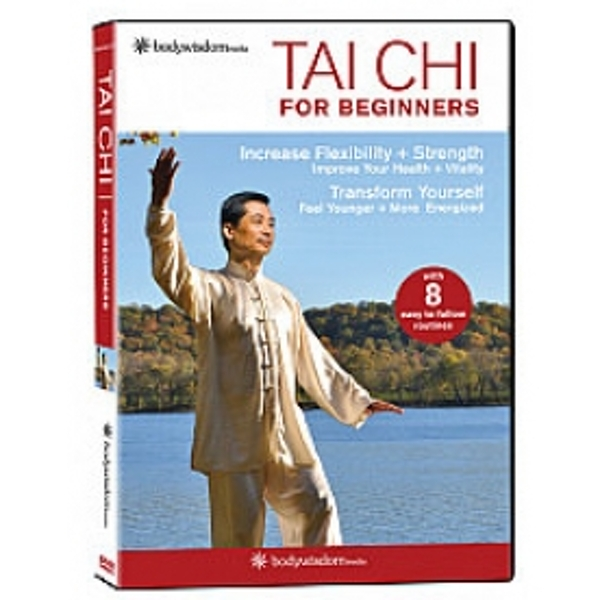Tai Chi For Beginners DVD