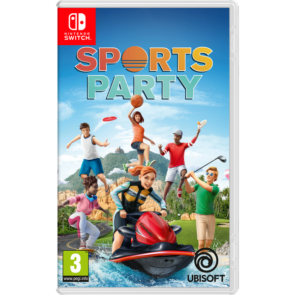 Sports Party Nintendo Switch Game