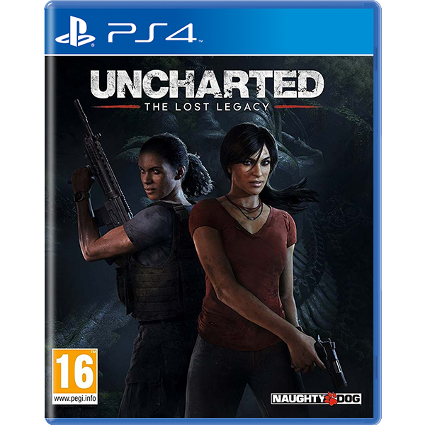 Uncharted The Lost Legacy PS4 Game - Image 1