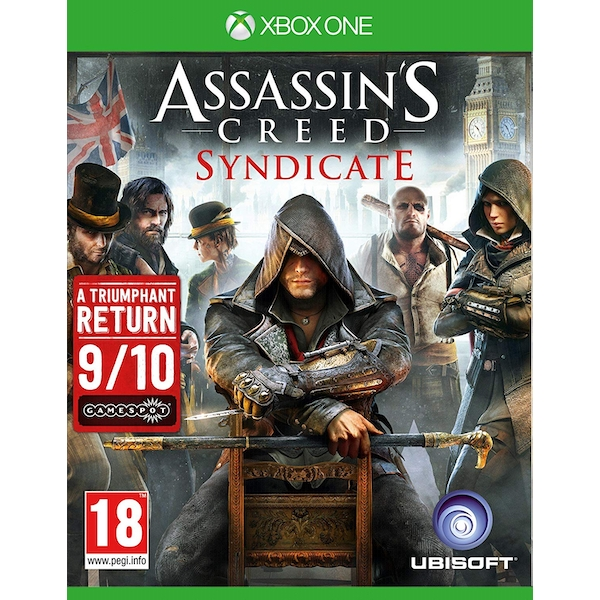 Assassin's Creed Syndicate Xbox One Game [Used]
