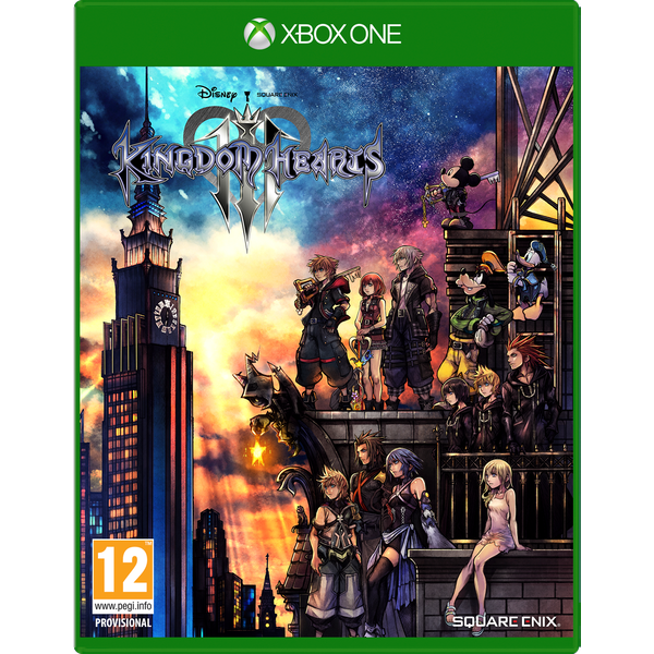 Kingdom Hearts III Xbox One Game