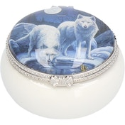 Warriors of Winter Wolves Trinket Box