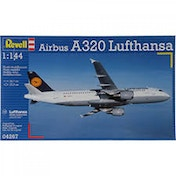 Airbus A320 Lufthansa 1:144 Revell Model Kit