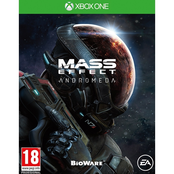 Mass Effect Andromeda Xbox One Game [French/German/Italian Version]