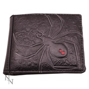 Black Widow Wallet