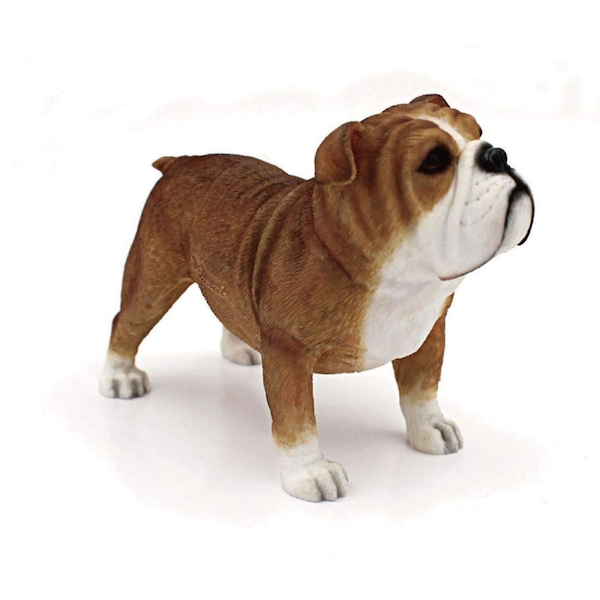Bulldog Figurine By Lesser & Pavey