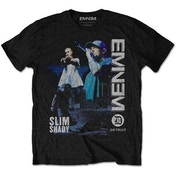 Eminem - Detroit Men's Medium T-Shirt - Black