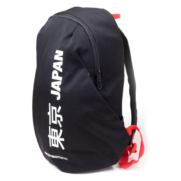 Sony - Japan Since 1994 Tokyo Unisex Backpack - Black/Red
