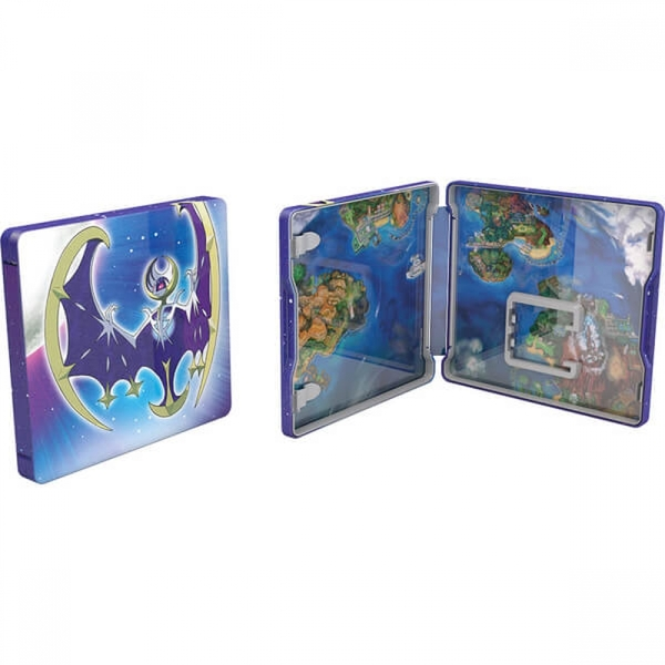 Pokemon Moon Fan Edition 3DS Game - Image 9