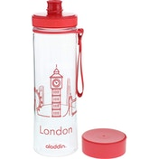 Aladdin Aveo Water Bottle City Series London 0.6L - Red