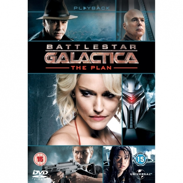 Battlestar Galactica The Plan DVD