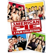 American Pie - 4 Film Collection DVD