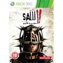 Saw 2 Flesh and Blood Game Xbox 360