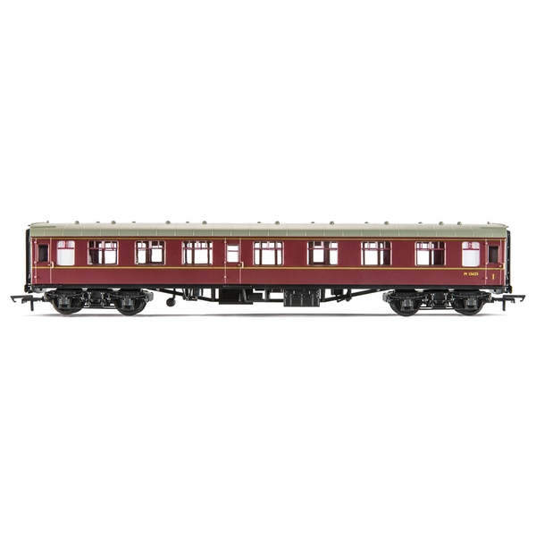 Hornby BR Mk.1 Corridor Composite Coach Era 5 Model Train