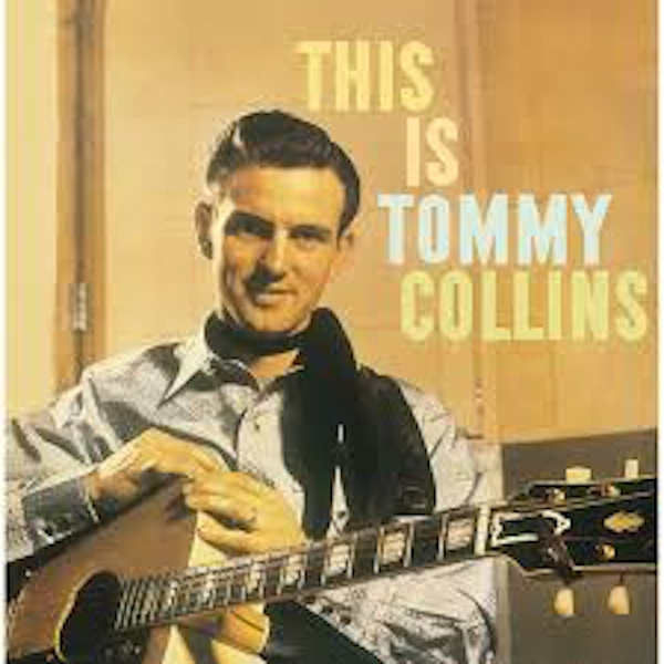 Tommy Collins ‎– This Is Tommy Collins! Vinyl