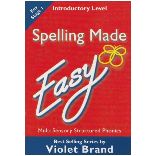 Spelling Made Easy: Introductory level: Sam by Violet Brand (Paperback, 2002)