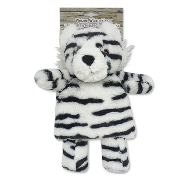 Microwavable Snow Tiger Heat Pack