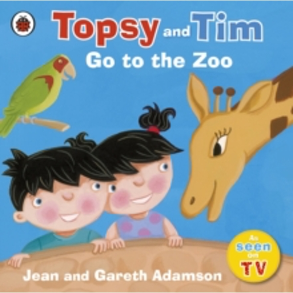 Topsy and Tim: Go to the Zoo by Jean Adamson (Paperback, 2009)