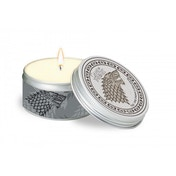 House Stark (Game of Thrones) 165ml Tin Candle