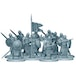 A Song of Ice & Fire: Tabletop Miniatures Game - Stark Sworn Swords Expansion Board Game - Image 2
