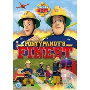 Fireman Sam - Pontypandy's Finest DVD