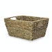 Natural Seagrass Storage Basket | M&W Set of 2 - Image 3