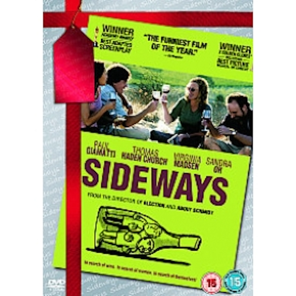 Sideways DVD
