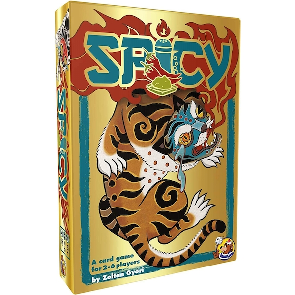 Spicy Card Game