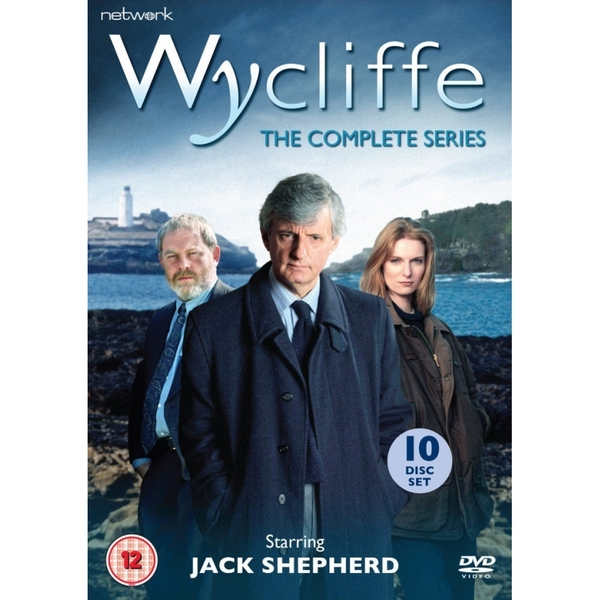 Wycliffe The Complete Series DVD